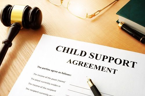Reaching a Child Support Agreement In Court
